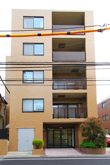 新宿区E・K外装改修工事