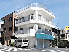 新宿区AYビル外装改修工事